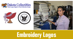 Embroidery Logos